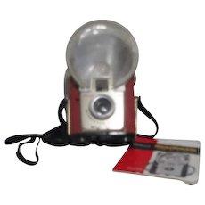 Brownie Starflash Camera with Kodak Dakon Lens