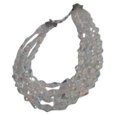 Crystal Bracelet 3 Strand