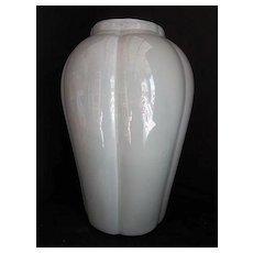 Vintage Korean Pale Green Porcelain Celadon Vase