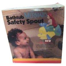Disney Little Mermaid Bathtub Safety Spout