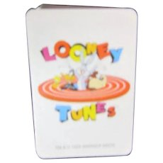 Looney Tunes Deck of Small Sized Cards