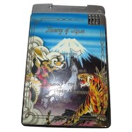 Combination Cigarette Holder and Lighter from Japan