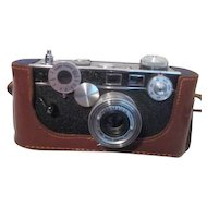 Argus Camera in Leather Case