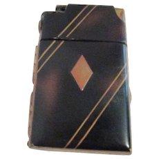 Marathon Cigarette Case Lighter c1945