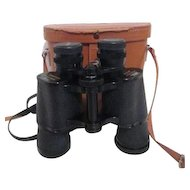 Pair of Binoculars by Empire Made in Japan with Case