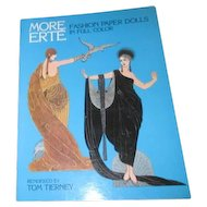 More Erte Fashion Paper Doll Book