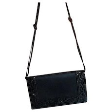 Walborg Black Cocktail Evening Clutch/Handbag