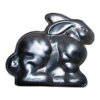 Aluminum Bunny Rabbit Mold