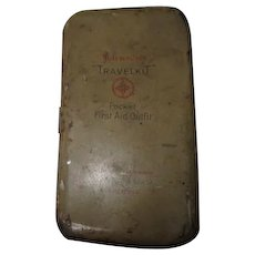 Early Johnson's Travel Kit Pocket First Aid Outfit