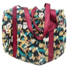 95d3c3614d98 Vintage New Kodak Coppertone Bucket Tote Backpack with zipped ...