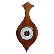 Myrtlewood Barometer from Oregon