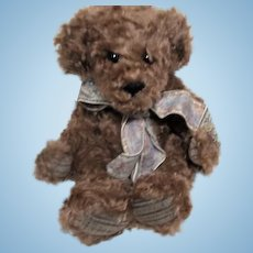Hand Made Jointed Teddy Bear