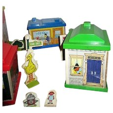 Playskool Sesame Street Neighborhood