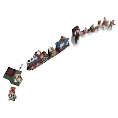 1996 Dept 56 Heritage Village Collection North Pole Series Accessories