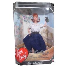 Mattel I Love Lucy Doll Lucy's Italian Movie