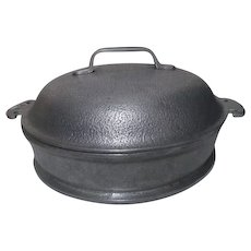 Guardian Service Pan with Lid Cast Aluminum