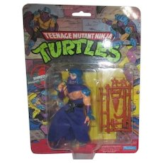 Teenage Mutant Ninja Turtles Shredder New in Box 1988