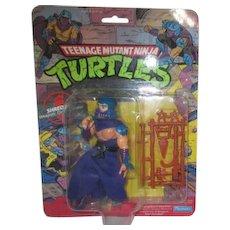 Teenage Mutant Ninja Turtles Shredder New in Box 1988