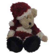 J.B. Bean & Associates Investment Collectibles Boyd Bear Santa