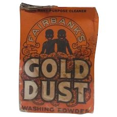 Gold Dust Many Purpose Cleaning Powder Fairbanks Soap Company
