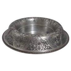 Wilcox Silver Plate Paisley Pattern Round Center Piece