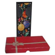 Christmas Tie in Original Box