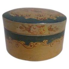 Round Box Lightweight Delicate Decoration