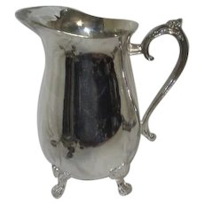 Silver Plated Water Pitcher in Original Box