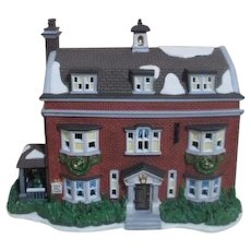 Dept 56 Christmas Heritage Village Collection Dickens Village Series Gads Hill Place