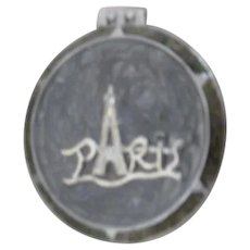 Paris Eiffel Tower Double Sided Mirror Compact