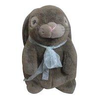 """16"""" High Plush Brown Bunny"""