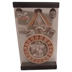 Souvenir of Chichenitza Mexico