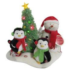 Hallmark Very Merry Trio Rockin Around the Christmas Tree