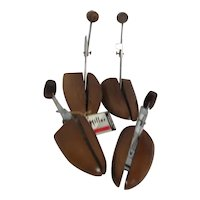 Two Pairs of Miller Shoe Trees