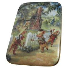 Virtuoso Limited Edition Ceramic Music Box