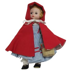 Alexanderkins Red Riding Hood Doll by Madame Alexander in Original Box