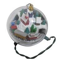 Hallmark Light and Motion Christmas Tree Ornament Village Express