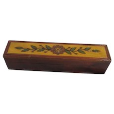 Hand Made Presentation Box Decorated Lid