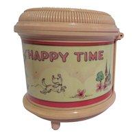Lady Mate Happy Time Music Box and Jewelry Box