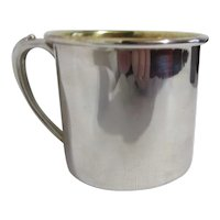 Oneida Silverplated Child's Drinking Cup in Original Box
