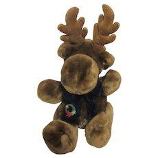 Dan Dee Plush Christmas Reindeer