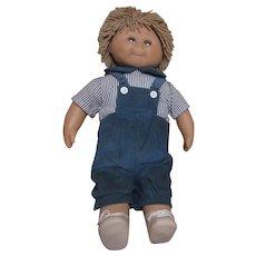 "Davidcraft Dressed 21"" Doll"