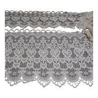 Lace Cafe Curtains
