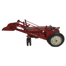 Tru Scale Metal Die Cast Tractor with Scoop