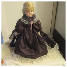"""Vintage Hand-crafted Doll """"Antoinette"""" by Cal Hasco Inc"""