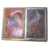 2-Deck Set of Congress Playing Cards Large Print/ Playing Cards