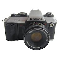 Konica Hexanon AR 50 mm Camera