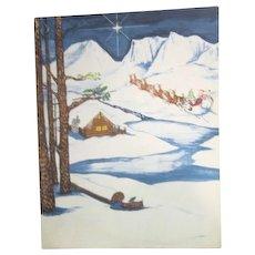 Christmas Dinner Menu 8th US Army Dinner Korea 1953