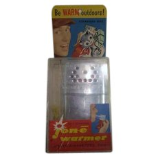 Standard Size Jone Hand Warmer and Cigarette Lighter