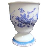 Blue and White Kurt Hammer Porcelain